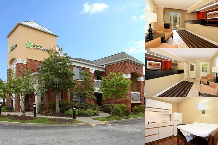 Extended Stay America Richmond West End I 64 photo collage