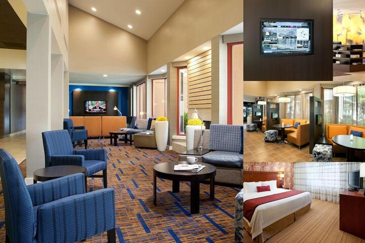 Courtyard by Marriott San Jose Airport photo collage