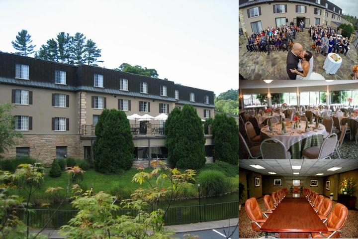 Meadowbrook Inn photo collage