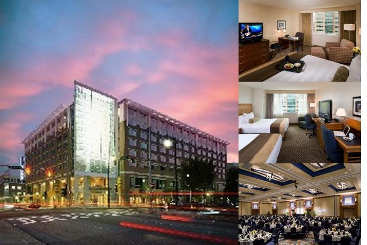 Georgia Tech Hotel & Conference Center photo collage
