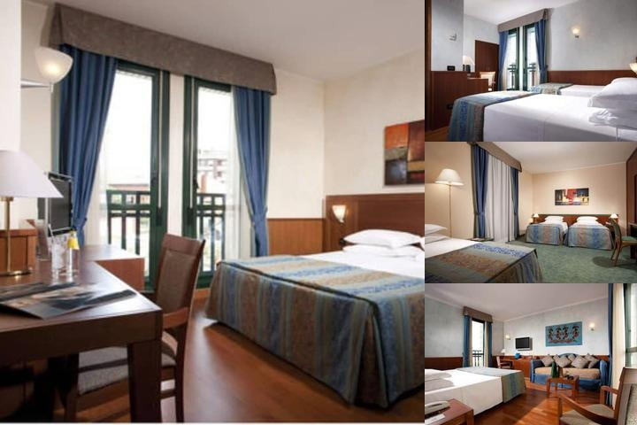 Hotel Raffaello photo collage