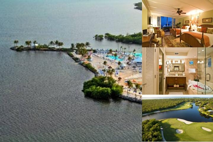 Ocean Reef Club photo collage