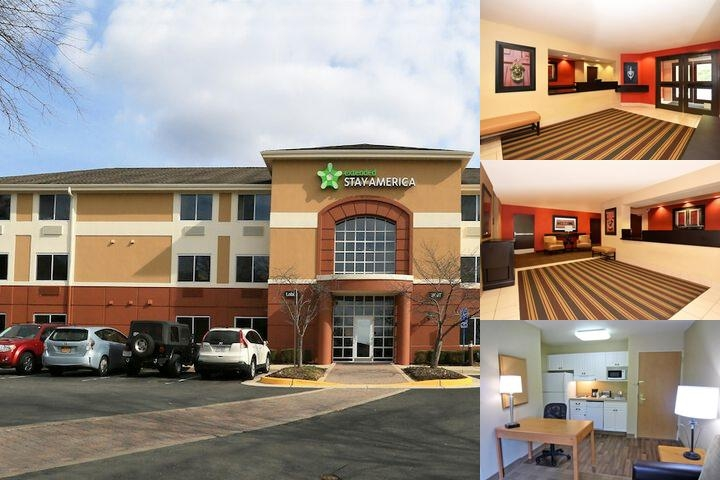 Extended Stay America Washington D.c. Fairfax photo collage