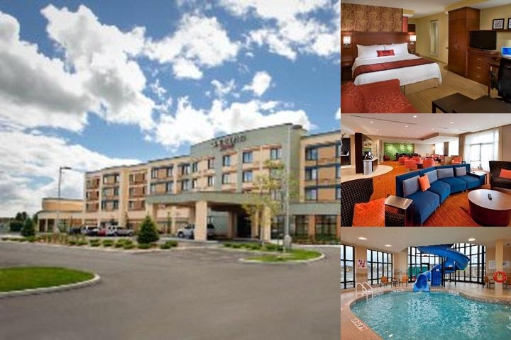 Courtyard by Marriott Kingston photo collage