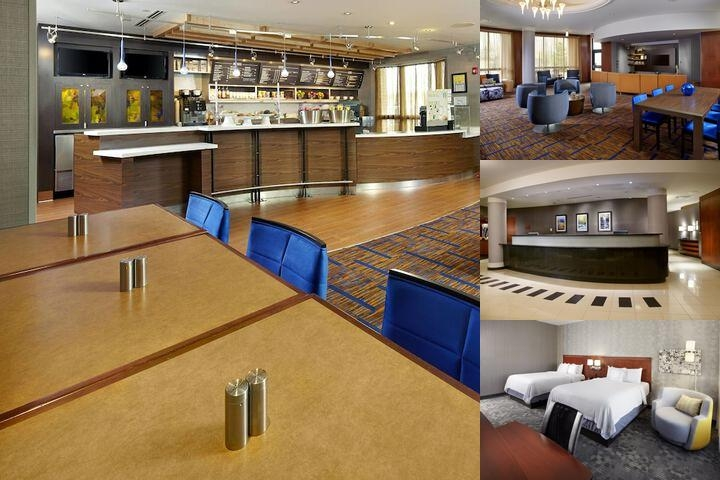 Courtyard by Marriott Greensburg photo collage