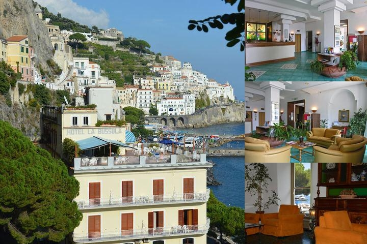 Hotel La Bussola photo collage