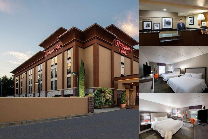 Hampton Inn of Gainesville photo collage