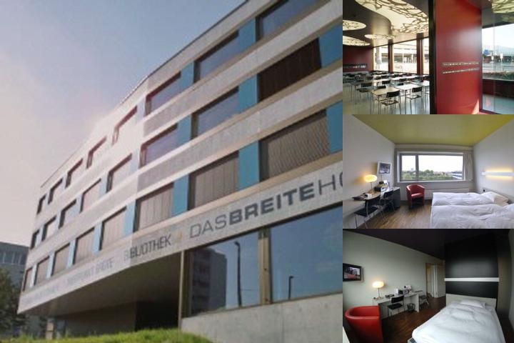 Dasbreitehotel photo collage