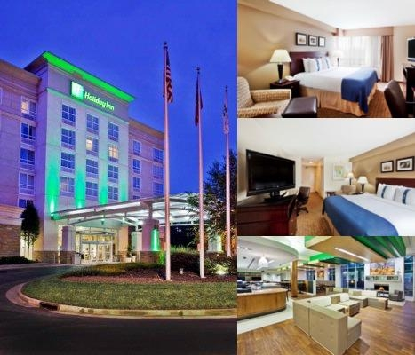 Holiday Inn Gwinnett Center photo collage
