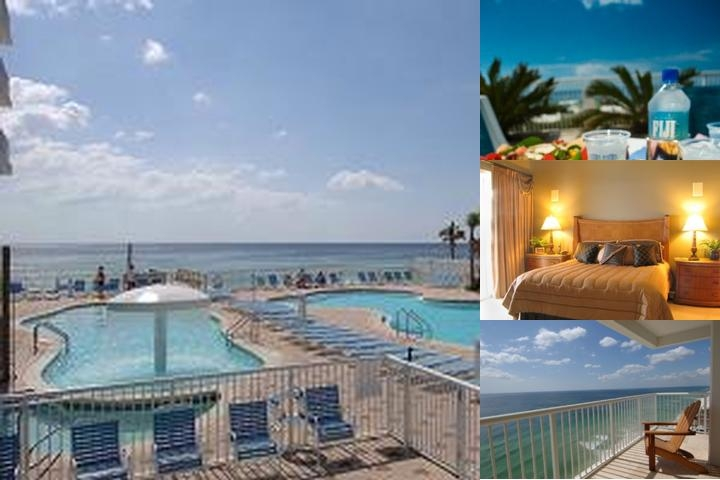 Majestic Beach Resort photo collage