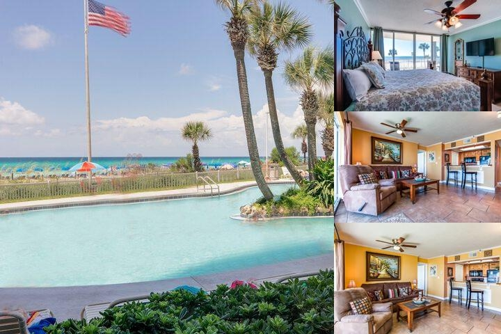 Long Beach Resort photo collage