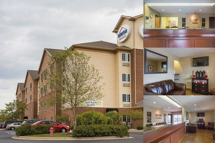 Suburban Hotel Clarksville photo collage