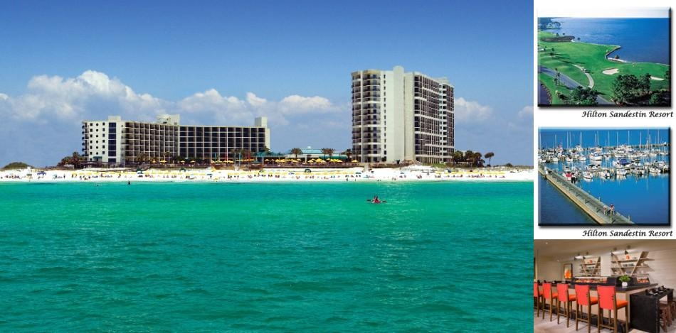 Hilton Sandestin Beach Golf Resort Spa Destin Fl 4000 South 32550