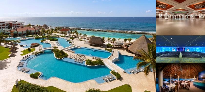 Hard Rock Hotel Riviera Maya All Inclusive Photo Collage