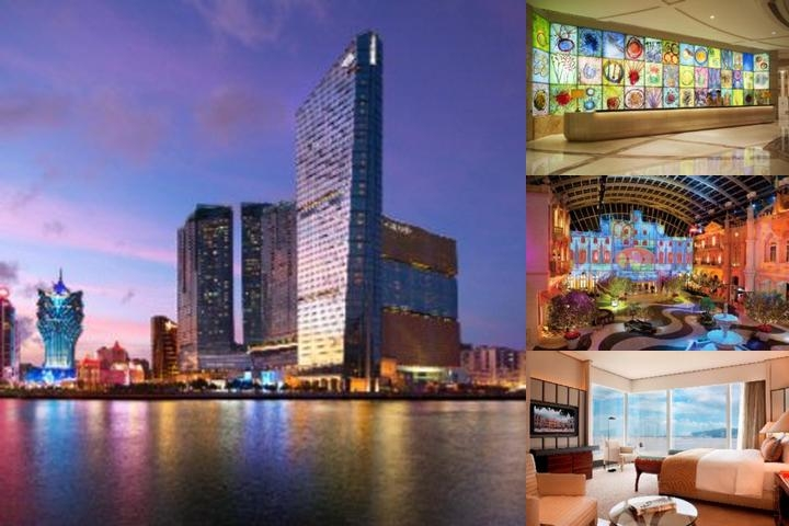Mandarin Oriental photo collage
