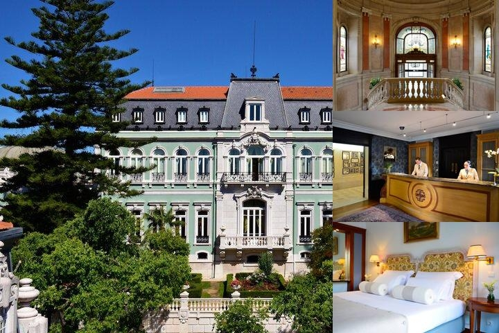 Pestana Palace Hotel photo collage