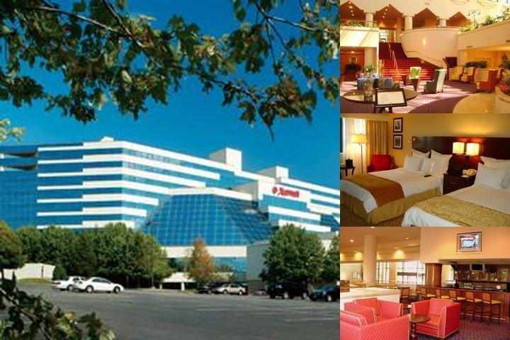Marriott Islandia Long Island photo collage