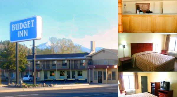 Budget Inn Flagstaff photo collage