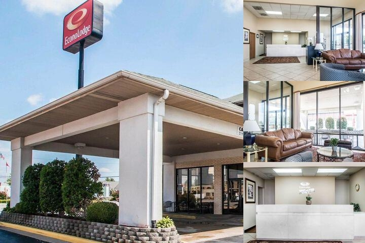 Econo Lodge I 44 photo collage