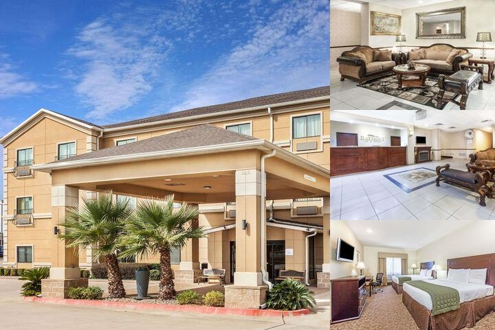 Baymont Inn & Suites Tyler photo collage