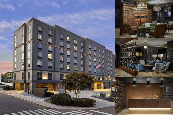 Four Points by Sheraton Knoxville photo collage
