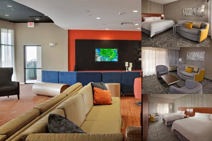 Courtyard by Marriott Harrisburg Hershey photo collage