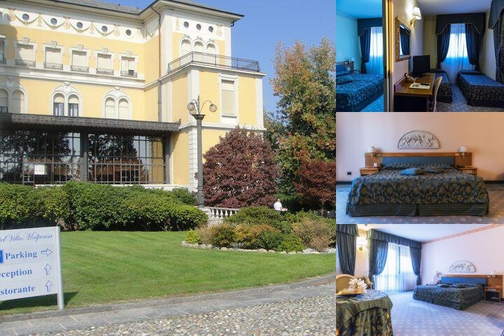 Hotel Villa Malpensa photo collage