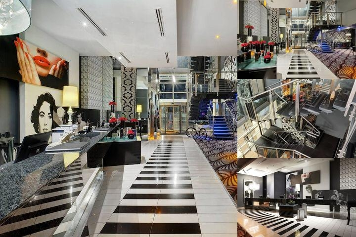Protea Hotel Fire & Ice Melrose Arch photo collage