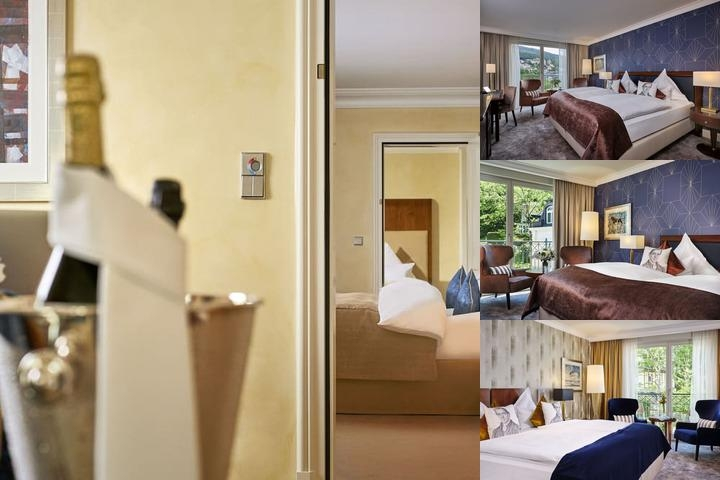Dorint Maison Messmer Baden Baden photo collage