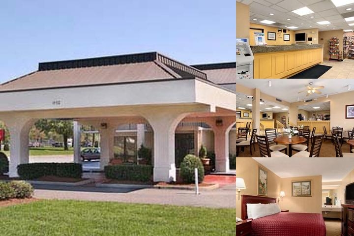 Days Inn Norfolk Airport photo collage