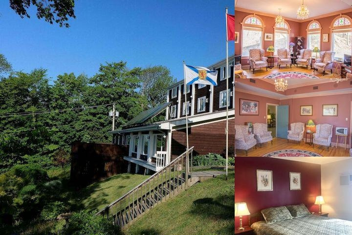 Braeside Country Inn photo collage