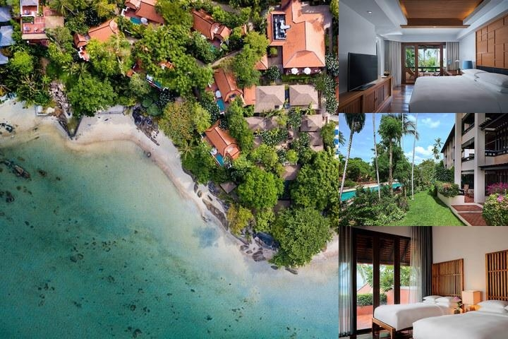 Renaissance Koh Samui Resort & Spa photo collage