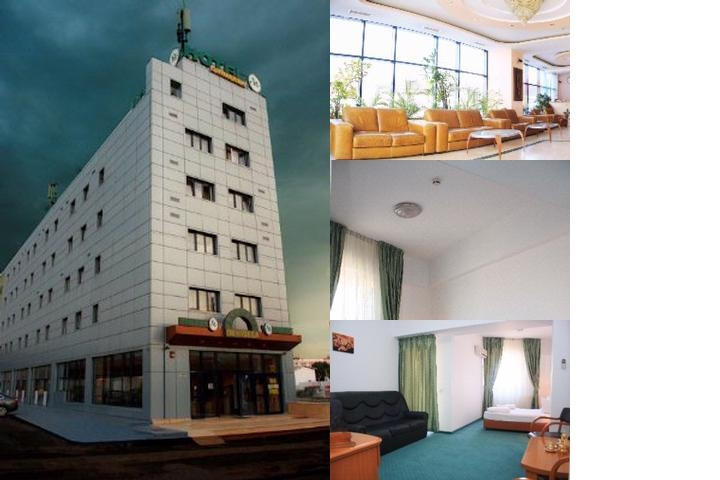 Sir Orhideea Hotel photo collage