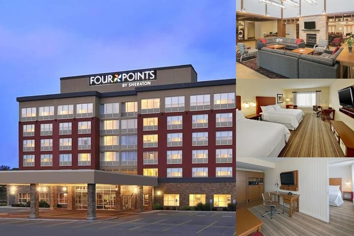 The Four Points by Sheraton Cambridge photo collage