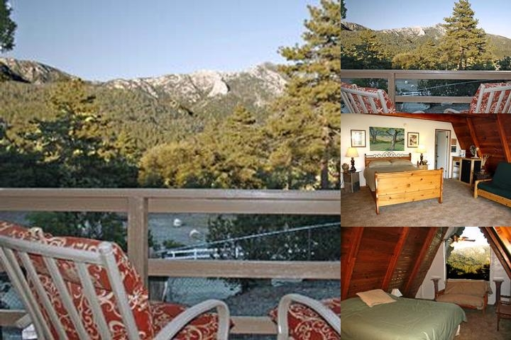Peaceful Mountain Inn photo collage