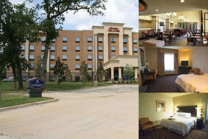 Hampton Inn & Suites Dallas Arlington North photo collage