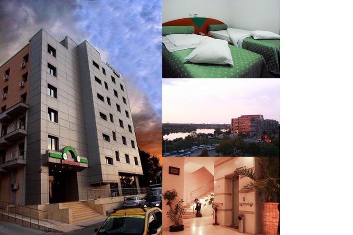 Sir Colentina Hotel Bucharest photo collage