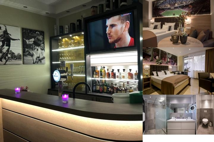 Hotel Barbarossahof photo collage