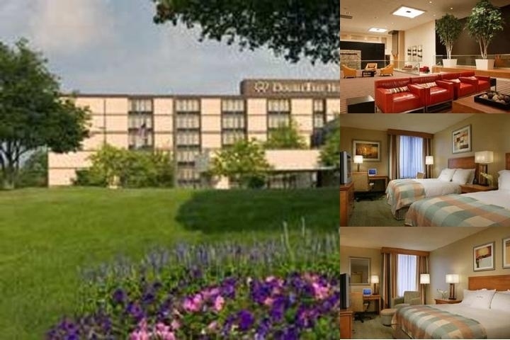 Doubletree Hotel Columbus Worthington photo collage