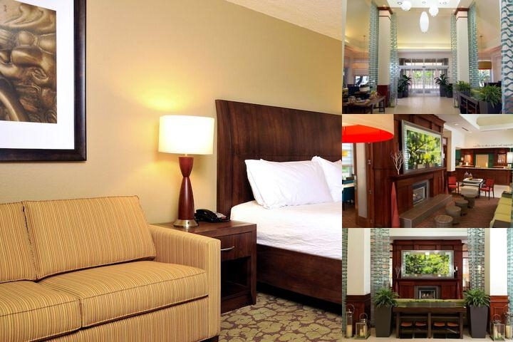 Hilton Garden Inn Tampa East / Brandon photo collage