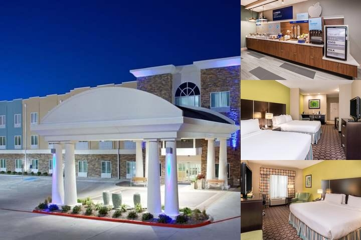 Holiday Inn Express & Suites Bay View Rockport Tx photo collage