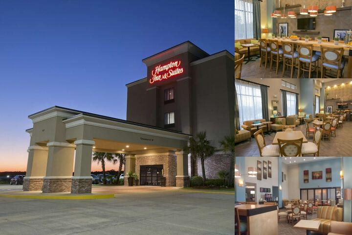 Hampton Inn & Suites Wiggins photo collage