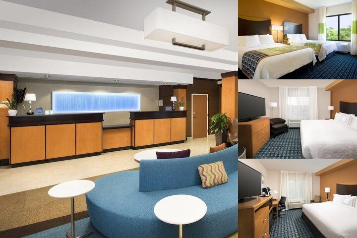 Fairfield Inn & Suites Washington Dc photo collage