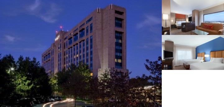 Hyatt Dulles photo collage