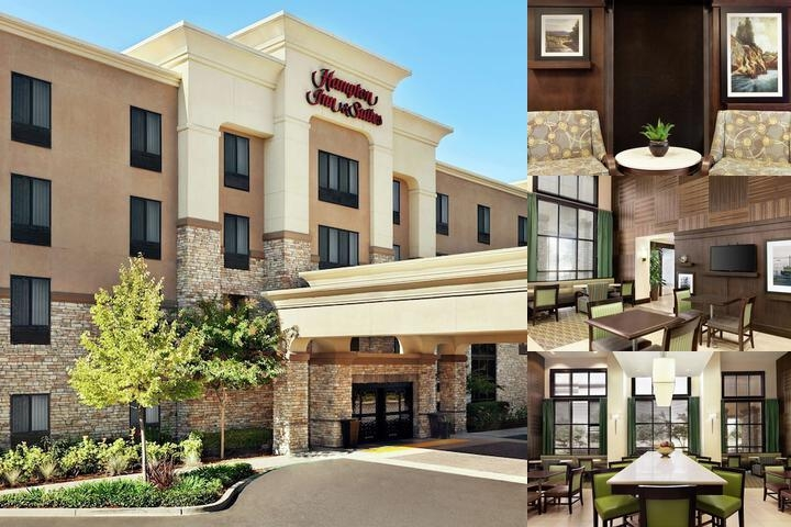 Hampton Inn & Suites West Sacramento photo collage