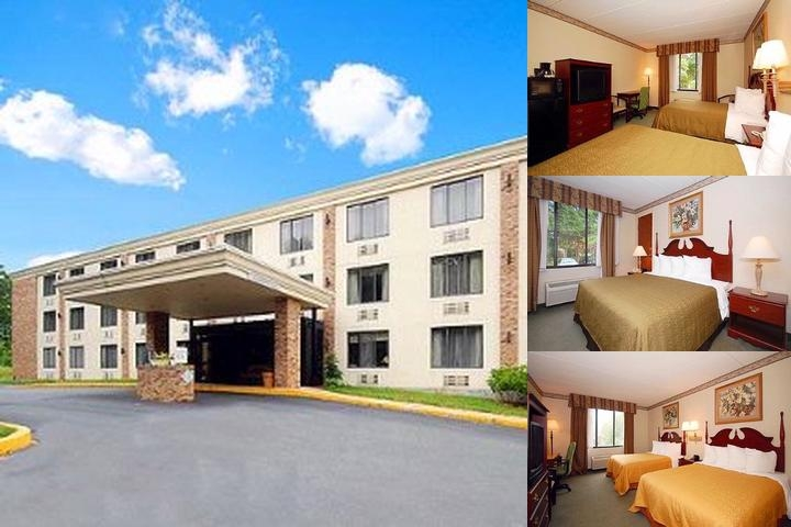 Quality Inn Sturbridge photo collage