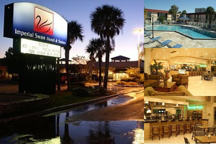 Rodeway Inn Universal photo collage