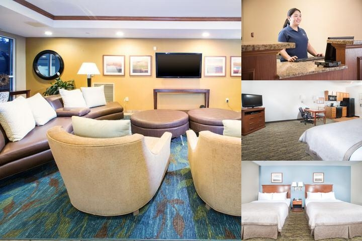 Candlewood Suites Wake Forest Raleigh Area photo collage