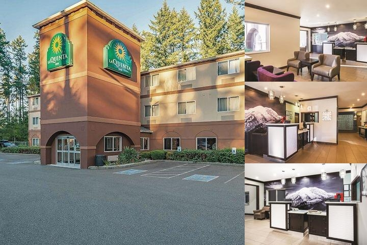 La Quinta Inn Olympia Lacey photo collage
