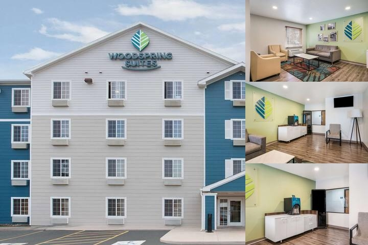 Woodspring Suites Myrtle Beach photo collage